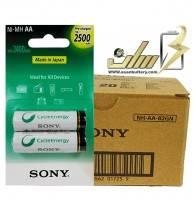 فروش عمده باتری سونی SONY AA 2500میلی آمپر