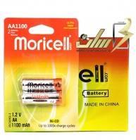فروش عمده باتری قلمی موریسل MORICELL AA 1100