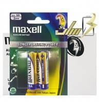 فروش عمده باتری قلمی آلکالاین مکسل Alkaline AA battery