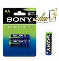 باتری قلمی آلکالاین سونی Sony AA Alkaline battery