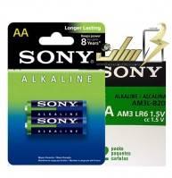 فروش غمده باتری قلمی آلکالاین سونی Sony AA Alkaline battery