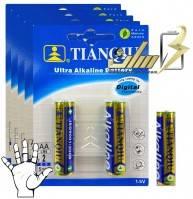 باتری قلمی آلکالاین تیانکیو TIANQIU AA Alkaline battery