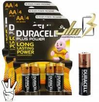 باتری قلمی آلکالاین دوراسل Duracell AA Alkaline battery 4x