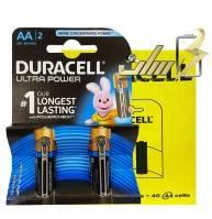 فروش عمده باتری قلمی آلکالاین دوراسل اولترا Duracell Ultra AA Alkaline battery 2x
