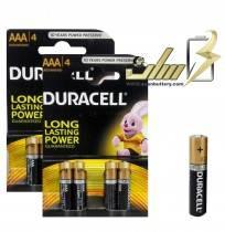 باتری نیمه قلمی آلکالاین دوراسلAAA ALKALINE DURACELL BATTERY 2