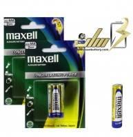باتری نیمه قلمی آلکالاین مکسلAAA ALKALINE MAXELL BATTERY