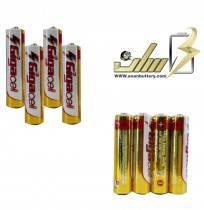 باتری نیمه قلمی معمولی گیگاسل AAA GIGACELL NORMAL BATTERY