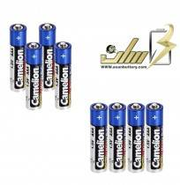 باتری نیمه قلمی معمولی کملیونAAA CAMELION NORMAL BATTERY