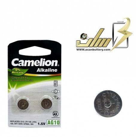 باتری سکه ای 1.5 ولت کملیون