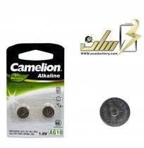 باتری سکه ای کملیون ای جی 10 CAMELION AG