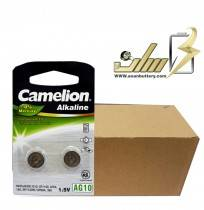 فروش عمده باتری سکه ای کملیون ای جی 10 CAMELION AG