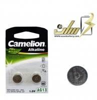 باتری سکه ای کملیون ای جی13 CAMELION AG