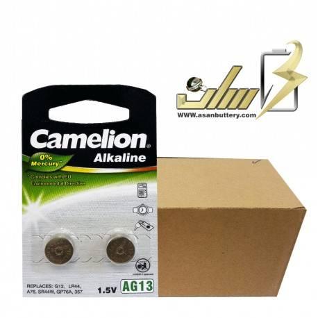 فروش عمده باتری سکه ای کملیون ای جی13 CAMELION AG