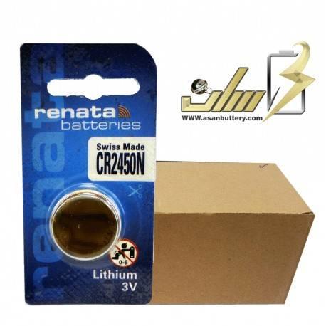 فروش عمده باتری سکه ای CR2450N