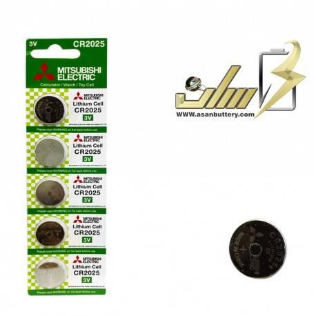 باتری سکه ای کملیونCAMELION CR2025