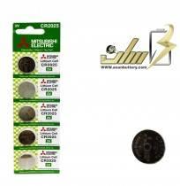 باتری سکه ای میتسوبیشی MITSUBISHI CR2025