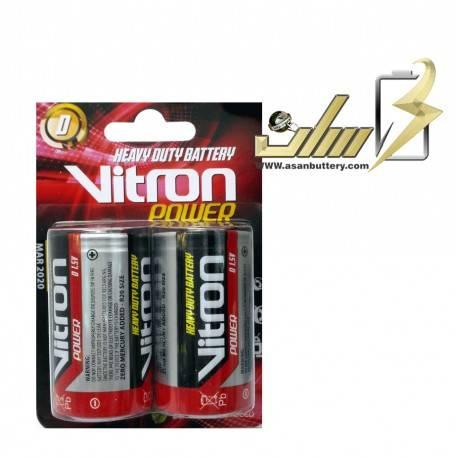 باتری بزرگ معمولی D BATTERY VOLTAGE