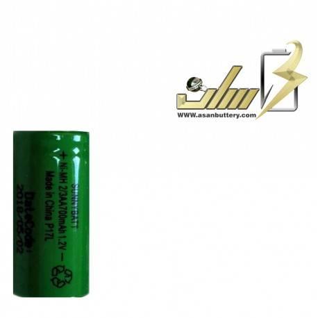باتری قلمی شارژی 1.2 ولت