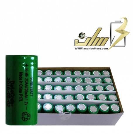 فروش عمده باتری قلمی شارژی 1.2 ولت