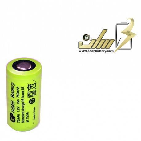 باتری شارژی 1.2 ولت