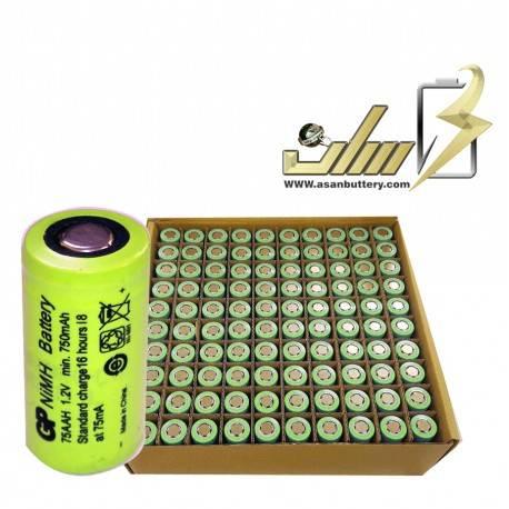 فروش عمده باتری شارژی 1.2 ولت
