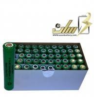فروش عمده باتری شارژی نیمه قلمی 1.2 ولت
