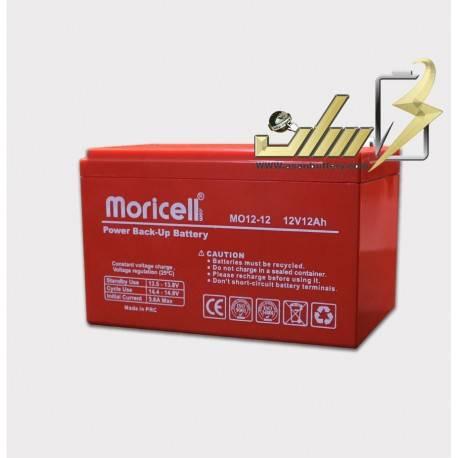 باتری سیلد اسید 12 ولت 12 آمپر
